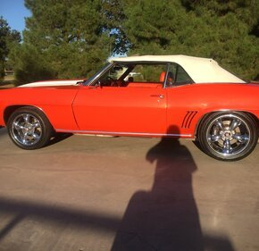 1969 Chevrolet Camaro Convertible for sale 101019369