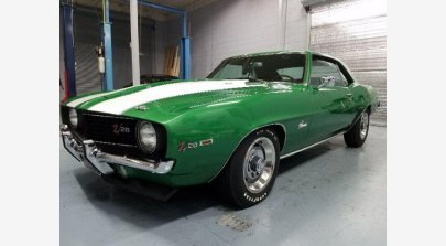 1969 Chevrolet Camaro for sale 101025466