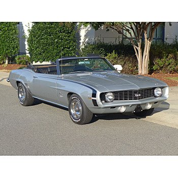 1969 Chevrolet Camaro SS Convertible for sale 101025766
