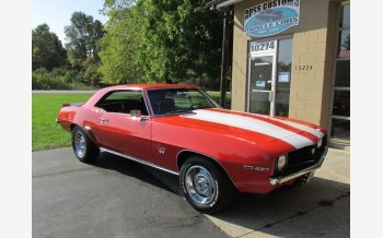 1969 Chevrolet Camaro for sale 101042750