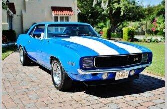 1969 Chevrolet Camaro for sale 101044585