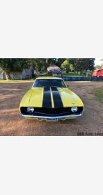 1969 Chevrolet Camaro for sale 101057825