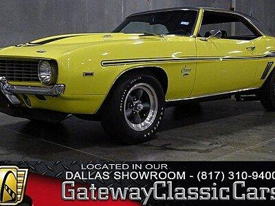 1969 Chevrolet Camaro for sale 101058670