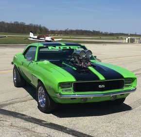 1969 Chevrolet Camaro Coupe for sale 101064020