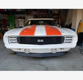 1969 Chevrolet Camaro Convertible for sale 101072130