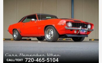 1969 Chevrolet Camaro for sale 101073164