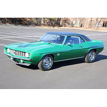 1969 Chevrolet Camaro for sale 101082269