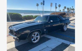1969 Chevrolet Camaro SS Coupe for sale 101096319