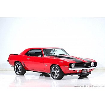 1969 Chevrolet Camaro for sale 101099445