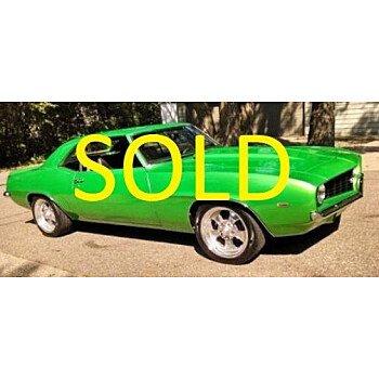 1969 Chevrolet Camaro for sale 101100657