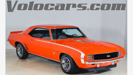 1969 Chevrolet Camaro for sale 101107048