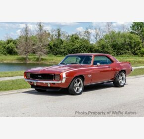 1969 Chevrolet Camaro for sale 101108792