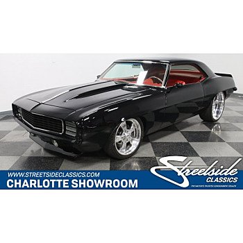 1969 Chevrolet Camaro for sale 101129506