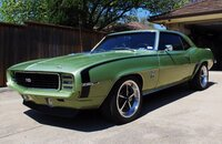1969 Chevrolet Camaro SS for sale 101132945