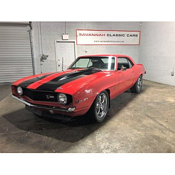 1969 Chevrolet Camaro for sale 101138055
