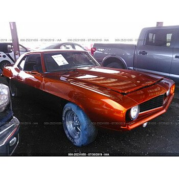 1969 Chevrolet Camaro for sale 101148565