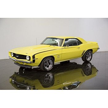 1969 Chevrolet Camaro for sale 101168533