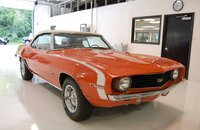 1969 Chevrolet Camaro Convertible for sale 101173984