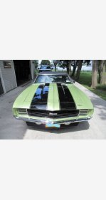 1969 Chevrolet Camaro RS Convertible for sale 101188520