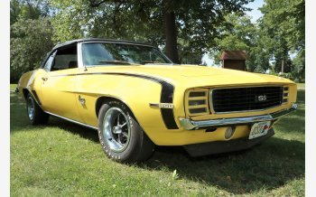 1969 Chevrolet Camaro SS Convertible for sale 101193874