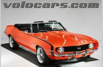 1969 Chevrolet Camaro for sale 101194662
