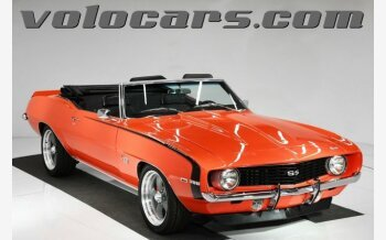 1969 Chevrolet Camaro for sale 101194662