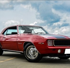 1969 Chevrolet Camaro Z28 Coupe for sale 101203205