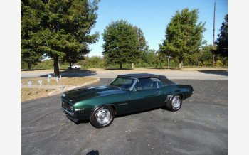 1969 Chevrolet Camaro RS Convertible for sale 101204916