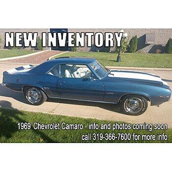 1969 Chevrolet Camaro for sale 101214192