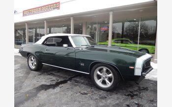 1969 Chevrolet Camaro for sale 101237626