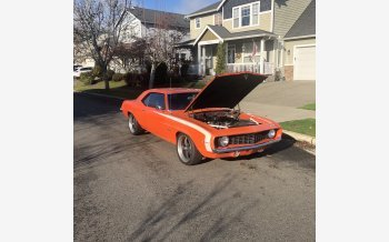 1969 Chevrolet Camaro Coupe for sale 101241413