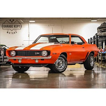 1969 Chevrolet Camaro for sale 101242516