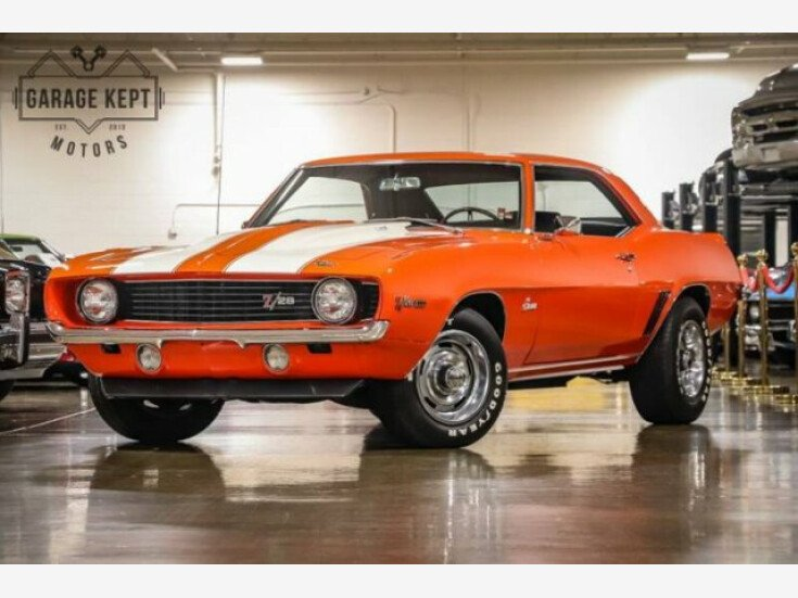 1969 Chevrolet Camaro For Sale Near Grand Rapids Michigan 49548