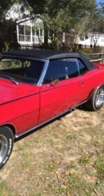 1969 Chevrolet Camaro SS Convertible for sale 101264403