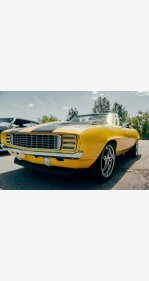 1969 Chevrolet Camaro RS Convertible for sale 101265038