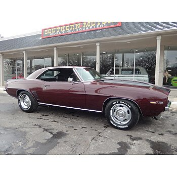 1969 Chevrolet Camaro for sale 101265662