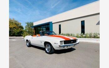1969 Chevrolet Camaro for sale 101270049