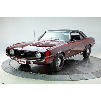 1969 Chevrolet Camaro for sale 101278865