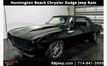 1969 Chevrolet Camaro for sale 101302582