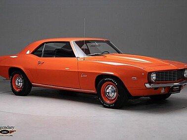1969 Chevrolet Camaro for sale 101307103