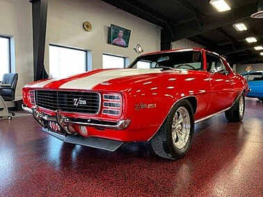 1969 Chevrolet Camaro for sale 101330002