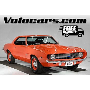 1969 Chevrolet Camaro COPO for sale 101342400