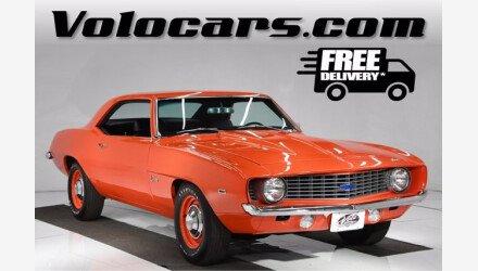 1969 Chevrolet Camaro COPO for sale 101342400