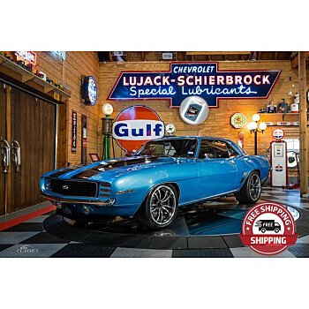 1969 Chevrolet Camaro for sale 101342785