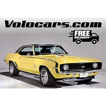 1969 Chevrolet Camaro for sale 101343945