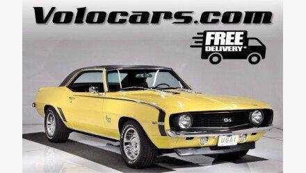1969 Chevrolet Camaro for sale 101343945