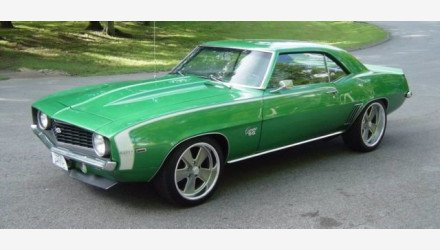 1969 Chevrolet Camaro for sale 101346363