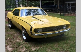 1969 Chevrolet Camaro for sale 101351356