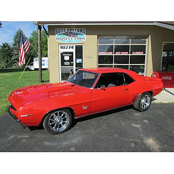 1969 Chevrolet Camaro for sale 101360489