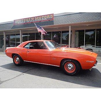 1969 Chevrolet Camaro COPO for sale 101363942
